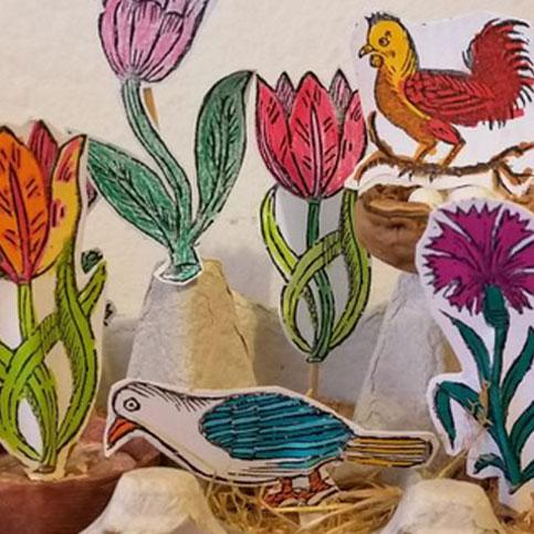 Una pittura femminile piccola piccola - Anna Campori Seghizzi e il suo tempo