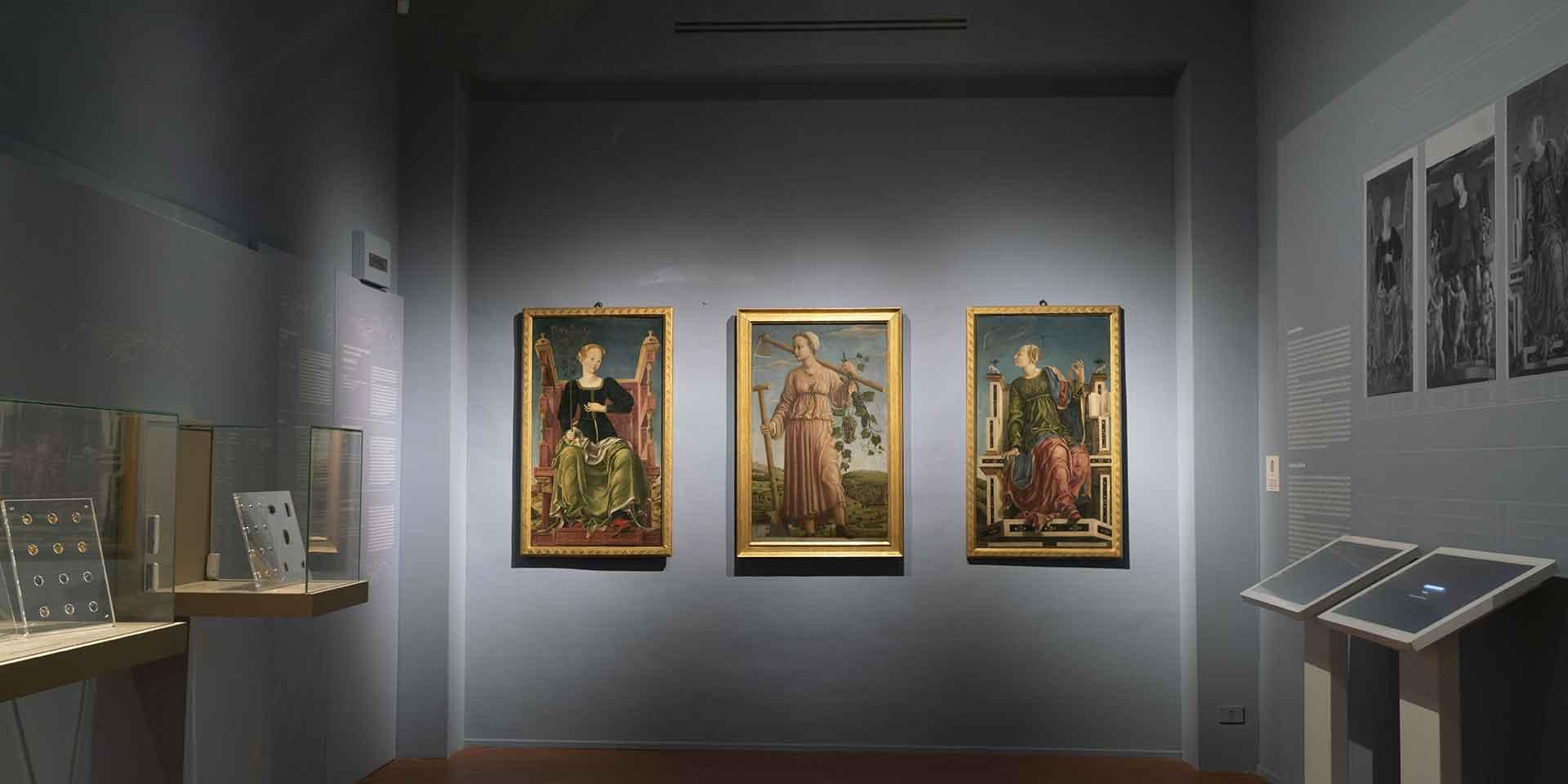 galleria estensi pinanoteca nazionale