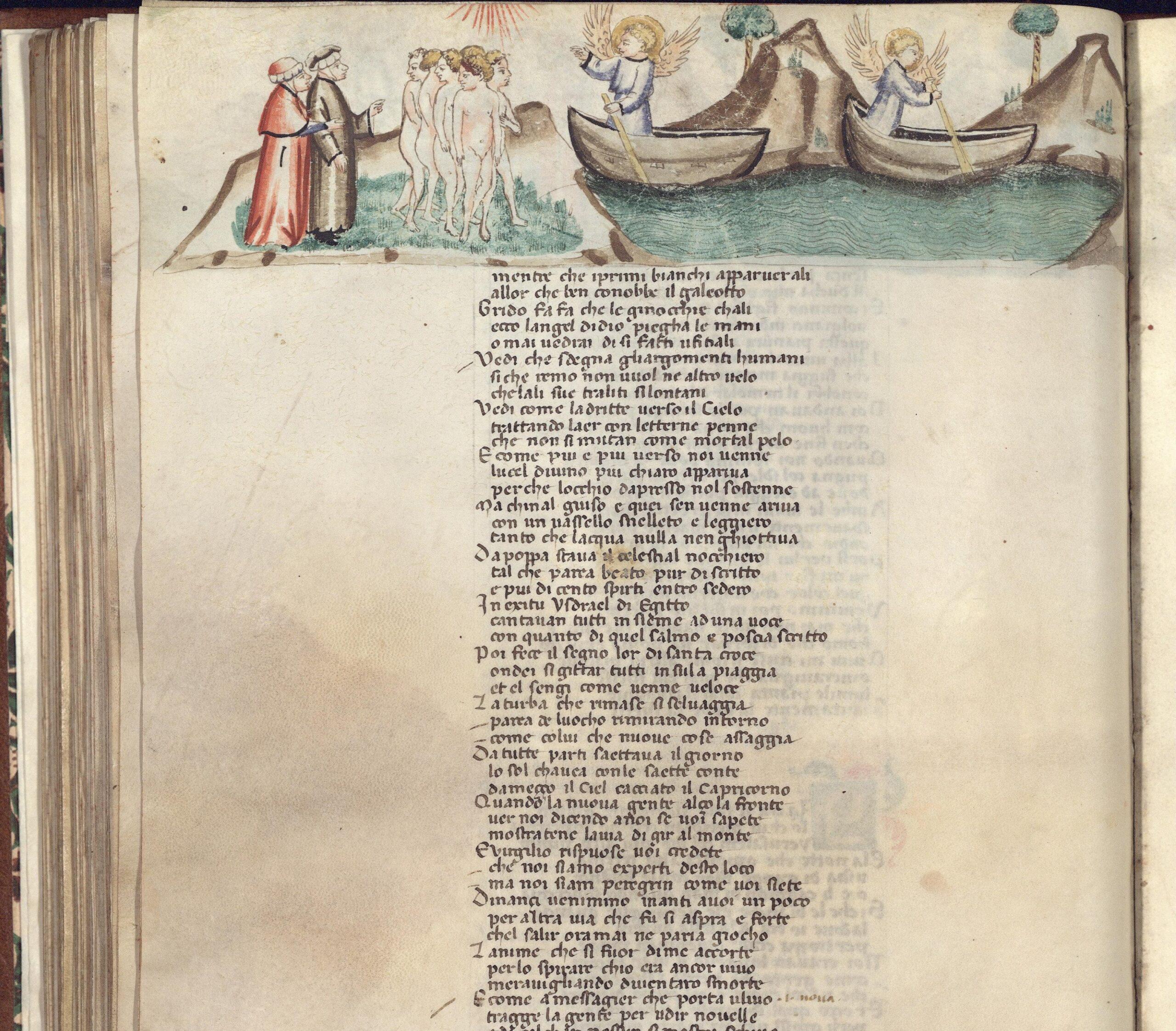Apertura straordinaria Biblioteca Estense Universitaria con visita guidata alla mostra su Dante