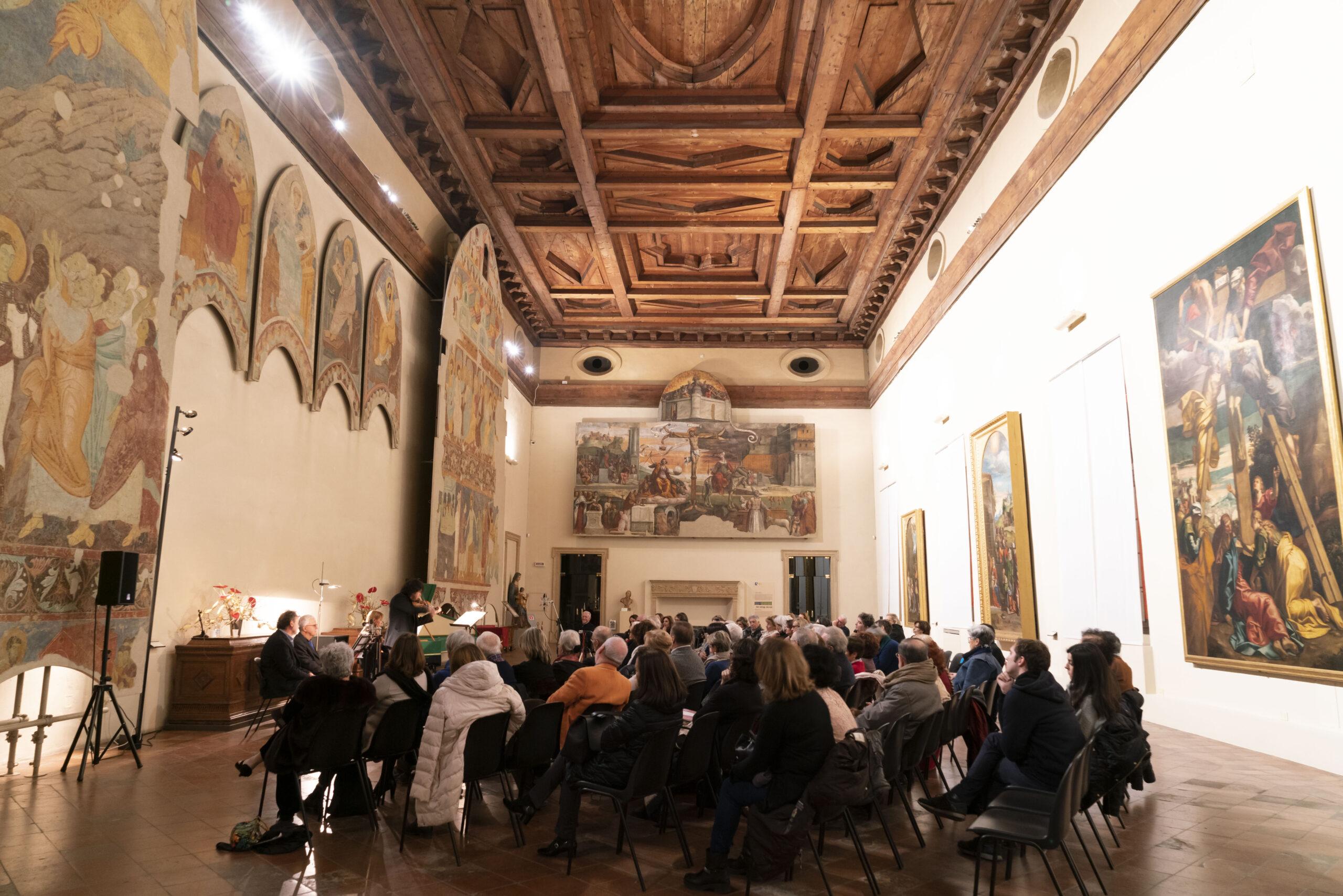 """Visite guidate sul tema """"La storia della Pinacoteca attraverso i suoi quadri"""""""