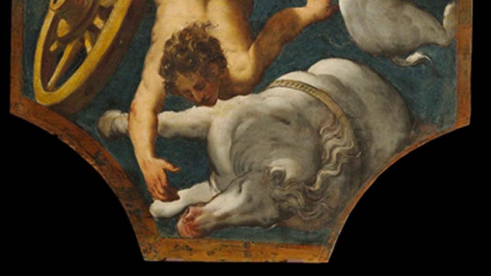 I soffitti di Ca' Pisani - Tintoretto Gallerie estensi