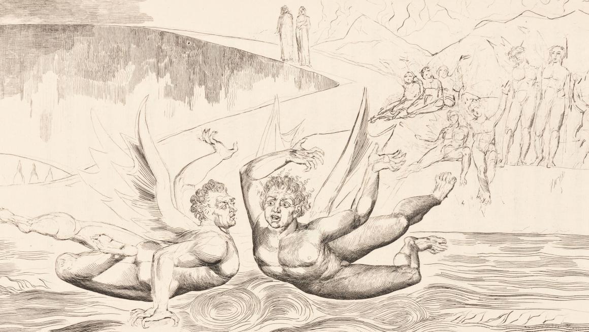 Dante illustrato nei secoli – visite guidate