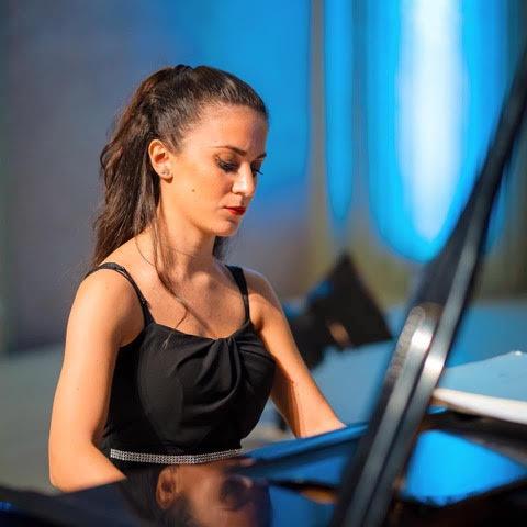 Artisti cioè amici – 3 giovani concerti – Giovanna Barberio
